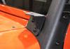 Fishbone Offroad FB21015 Lower Windshield Light Brackets for Jeep Wrangler JK 2007-2018