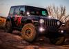 Baja Designs 447001 A-Pillar Light Mount Pair for Jeep Wrangler JL & Gladiator JT 2018+