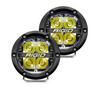 Rigid Industries 36113 360 Series Pod Light Pair in White Backlight