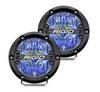 Rigid Industries 36113 360 Series Pod Light Pair in Blue Backlight