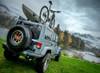 TeraFlex 4838150 Tire Carrier w/ Adjustable Mount