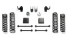 """FabTech K4162 3"""" Sport II Lift Kit with Shock Extensions for Jeep Gladiator JT 2020+"""