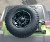TeraFlex HD Hinged Tire Carrier Jeep JK 07-16