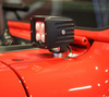 Rock Hard 4x4 RH-90601 A-Pillar Light Mounts for Jeep Wrangler JL & Gladiator JT 2018+