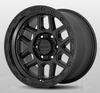 KMC Wheels KM54479050712N KM544 Mesa Wheel 17x9 5x5 in Satin Black
