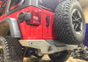 Artec JL5501 Nighthawk Rear Bumper for Jeep Wrangler JL 2018+