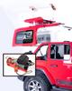 Lange Originals 014-910-R Power Hoist-A-Top with Wireless Remote for Jeep Wrangler JL 4 Door 2018+