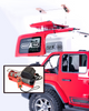 Lange Originals 014-210-R Power Hoist-A-Top with Wireless Remote for Jeep Wrangler JK 2007-2018