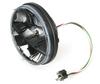 "Truck-Lite 55000 by Rigid Industries 7"" Round Headlamp Pair for Jeep Wrangler JK 2007-2018"