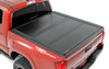 Rough Country 47420500 Low Profile Hard Tri-Fold Tonneau Cover for Toyota Tacoma 2016+