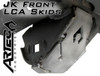 Artec Front Lower Control Arm Skids (Wrangler JK 2007-2018)