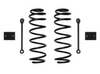 """ICON Vehicle Dynamics 22026 2.5"""" Rear Dual Rate Coil Springs for Jeep Wrangler JL 2018+"""