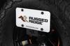 Rugged Ridge 11585.25 License Plate Relocation Bracket for Jeep Wrangler JL 2018+