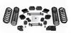 "TeraFlex 1402400 4.5"" Coil Spring Base Lift Kit- No Shocks for Jeep Wrangler JL 4 Door 2018+"