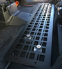 813 Fabrication USMFP-JT Under Seat MOLLE Floor Panel for Jeep Gladiator JT 2020+