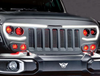 Oracle Lighting 5856-334 VECTOR ColorSHIFT Projector Conversion Kit for Jeep Wrangler JL & Gladiator JT 2018+
