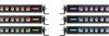 "Rigid Industries 230603 Radiance Plus SR-Series 8 Option 30"" RGBW LED Light Bar"