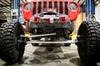Motobilt MB1149 Tomahawk Front Frame Chop Bumper for Jeep Wrangler JK, JL & Gladiator JT 2007+