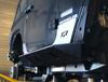 Motobilt MB1067 Crusher Series Rocker Guards with Step for Jeep Wrangler JK 2 Door 2007-2018