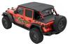 Bestop 80053-35 Standard Windjammer for Jeep Wrangler JL 4 Door 2018+