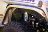 Motobilt MB1101-1102 Front & Rear Fender Flare Package for Jeep Wrangler JL 2018+