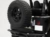 Smittybilt SRC Rear Bumper with Tire Carrier for Jeep Wrangler TJ & LJ 1997-2006 | 76621