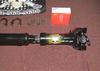 Adams Driveshaft AD-JK1350F 1350 Front Rock Crawler CV Driveshaft for Wrangler JK 2007+
