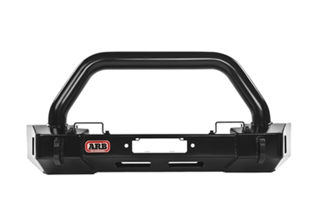 ARB Jeep JK Stubby Bumper with Hoop 3450400