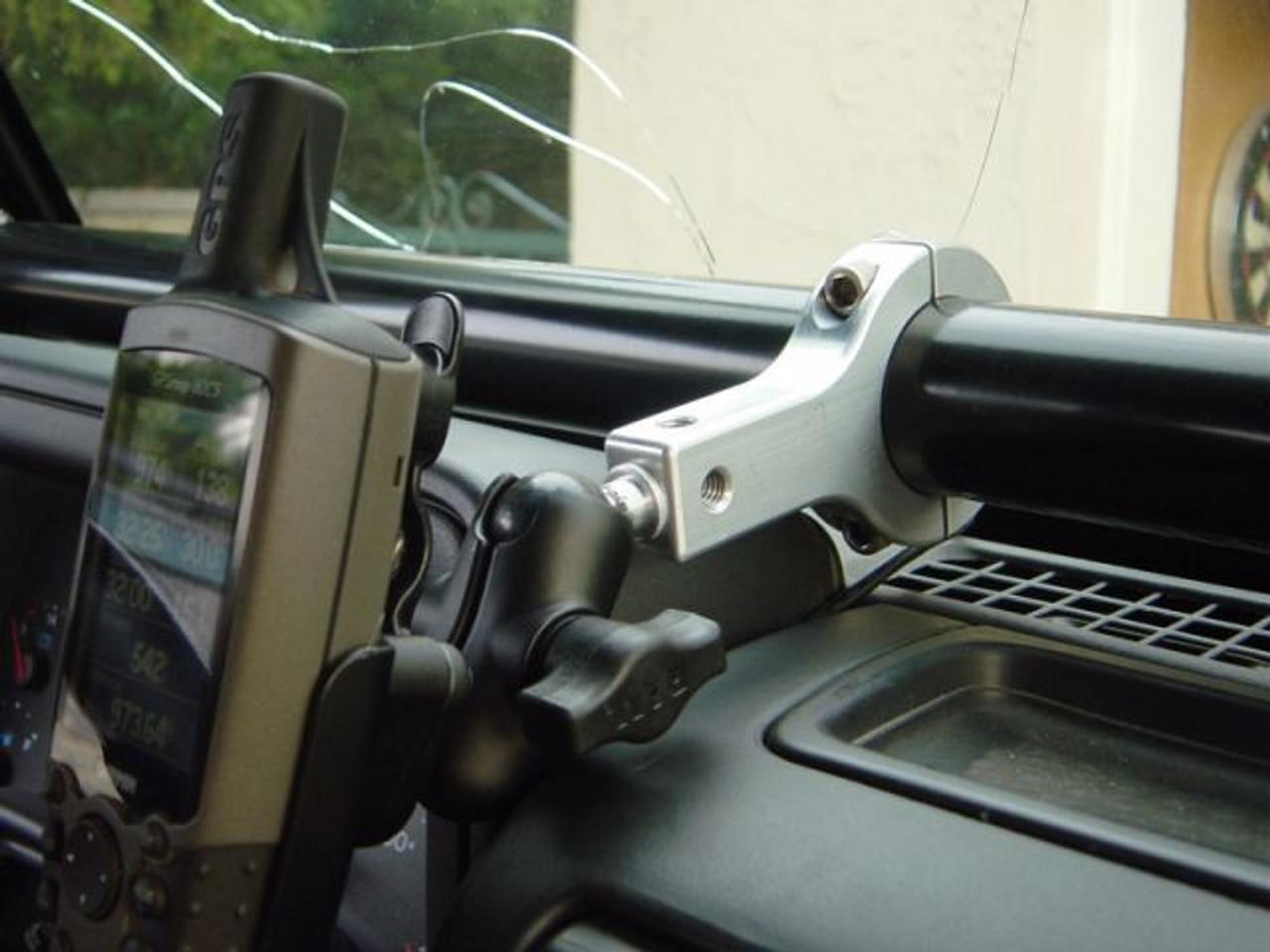 Jeep Wrangler Sport Cage 5 Way Accessory Mount Bracket