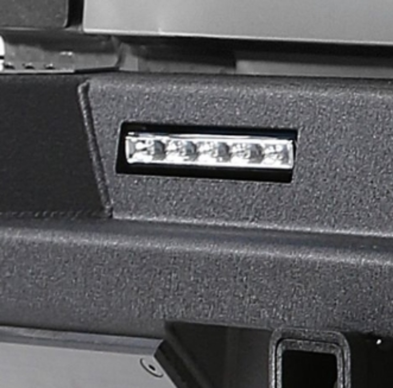 Smittybilt XRC Gen 2 Rear Bumper (Wrangler JK 2007-2018)