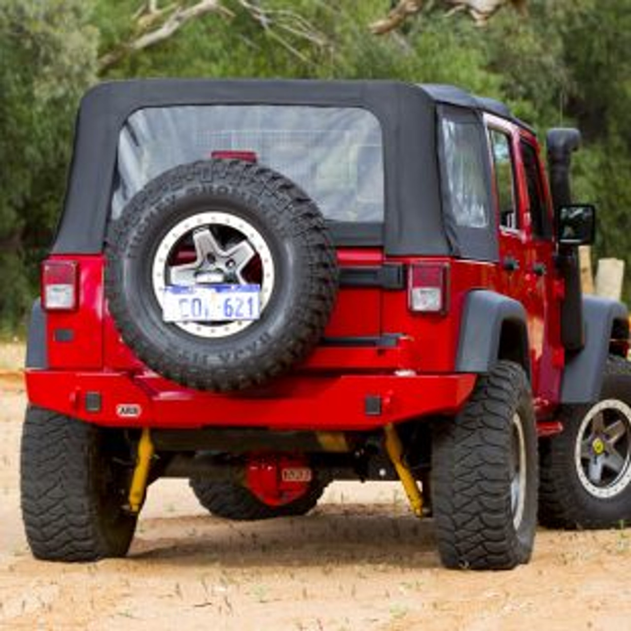 ARB Tire Carrier Swing Out Assembly (Wrangler JK 2007-2018)