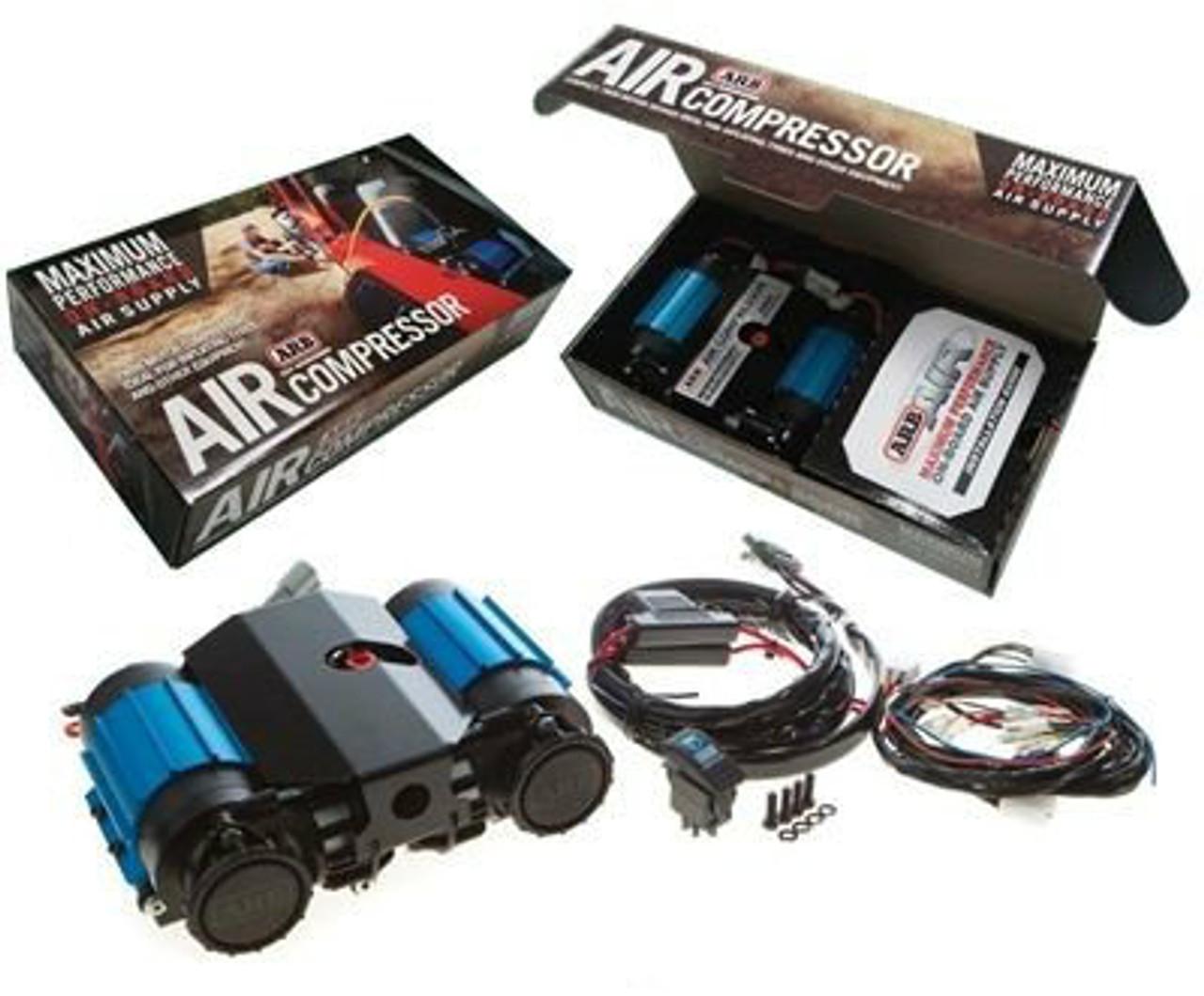 ARB On-Board High Performance 12 Volt Twin Air Compressor