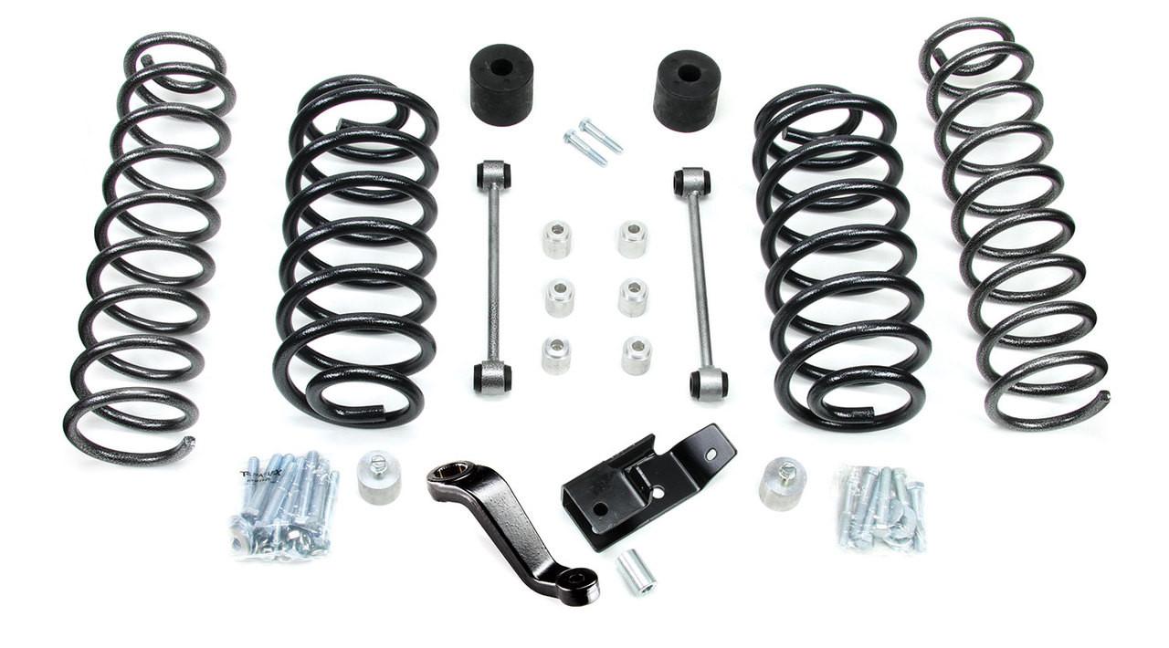 "TeraFlex 1141400 4"" Lift Kit for Jeep Wrangler TJ/LJ 1997-2006"