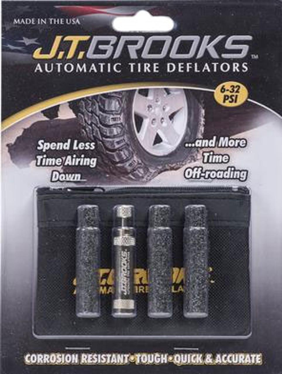 JT Brook ATD1 Single Automatic Tire Deflator