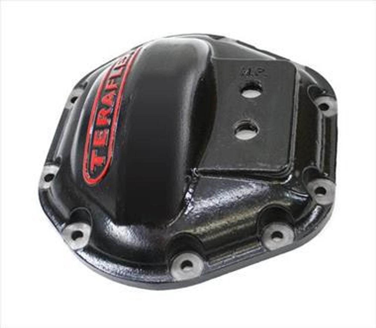 TeraFlex Dana 44 Diff Cover for Rubicon and Non-Rubicon Jeep Wrangler JK