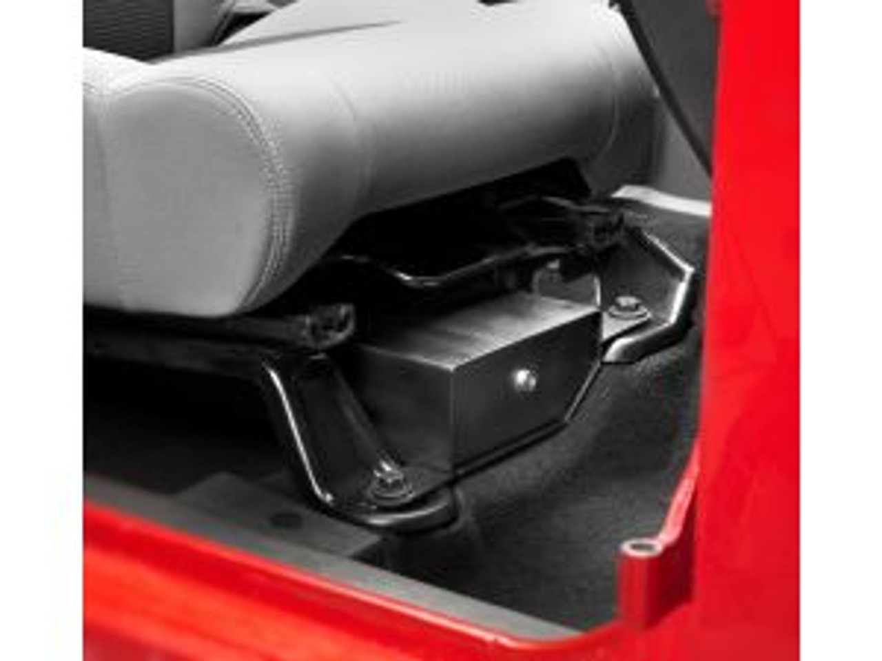 Bestop Locking Storage Box for Jeep JK