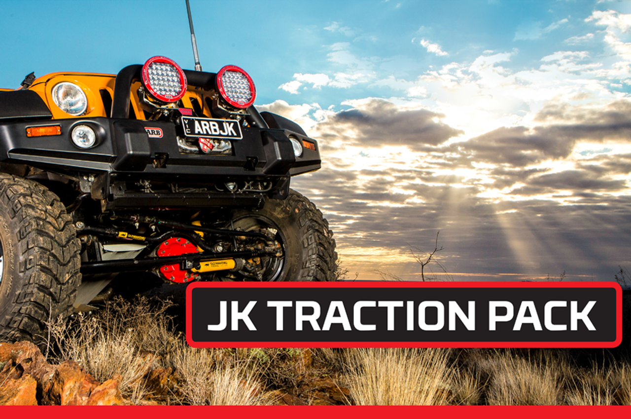 ARB USA Traction Pack for Wrangler