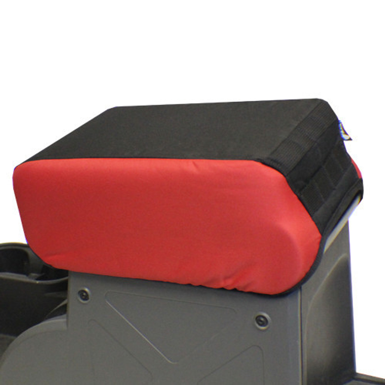 """Bartact PCCCJK0710 2"""" Raised Padded Center Console Cover with MOLLE for Jeep Wrangler JK 2007-2010"""