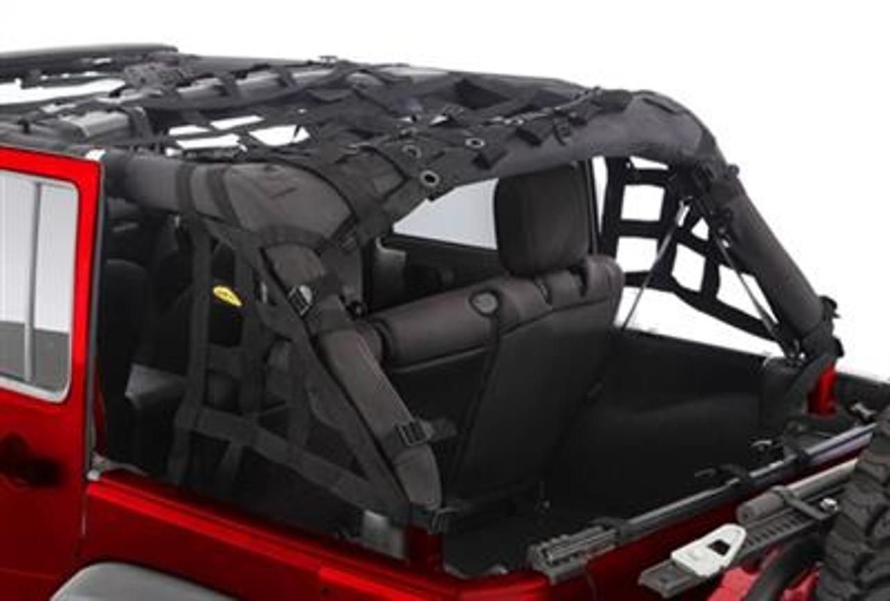 Smittybilt CRES2 HD Cargo Restraint for JK 4 Door