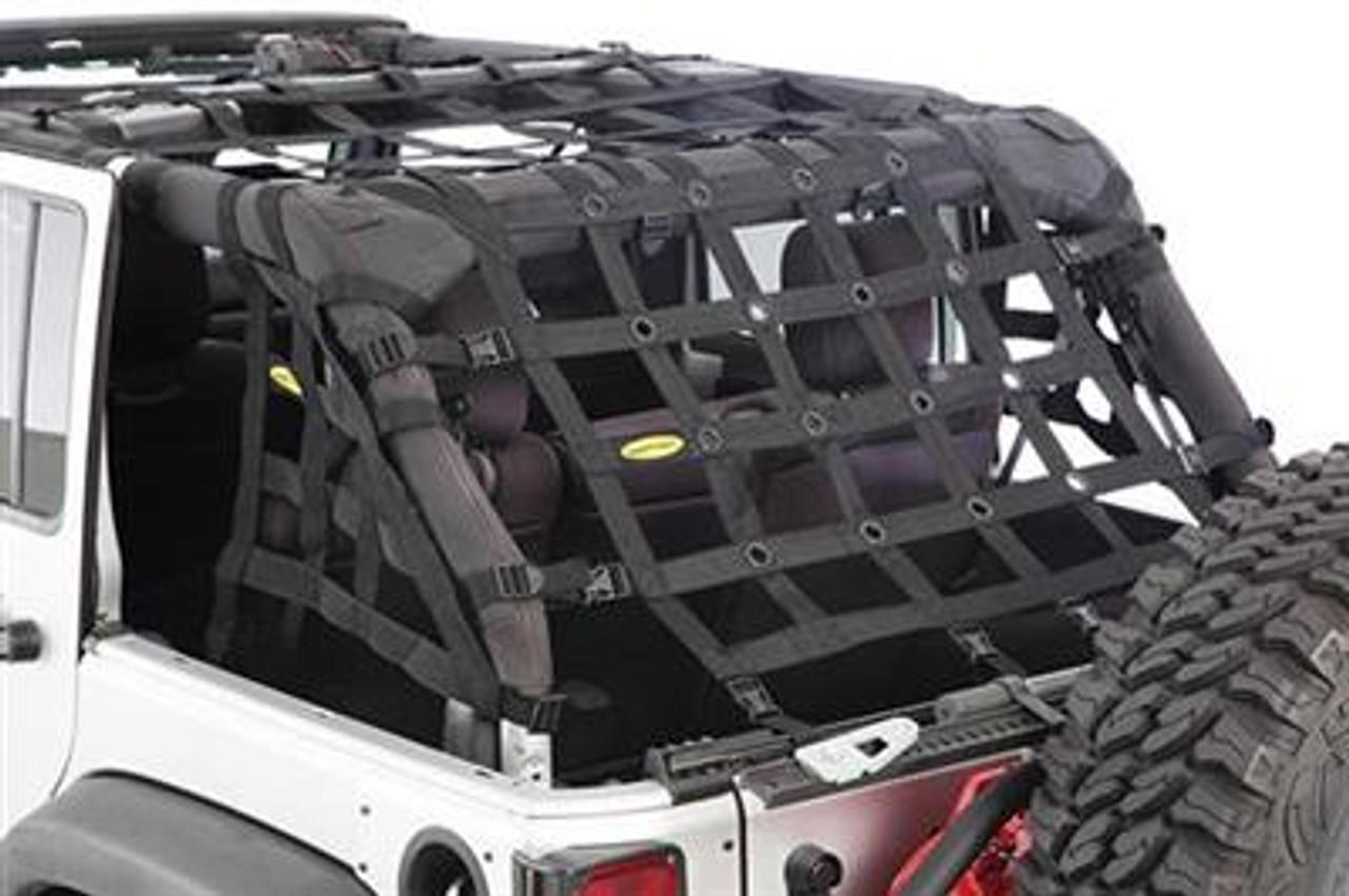 Smittybilt CRES2 Heavy Duty Cargo Restraint for Jeep JK 2 Door