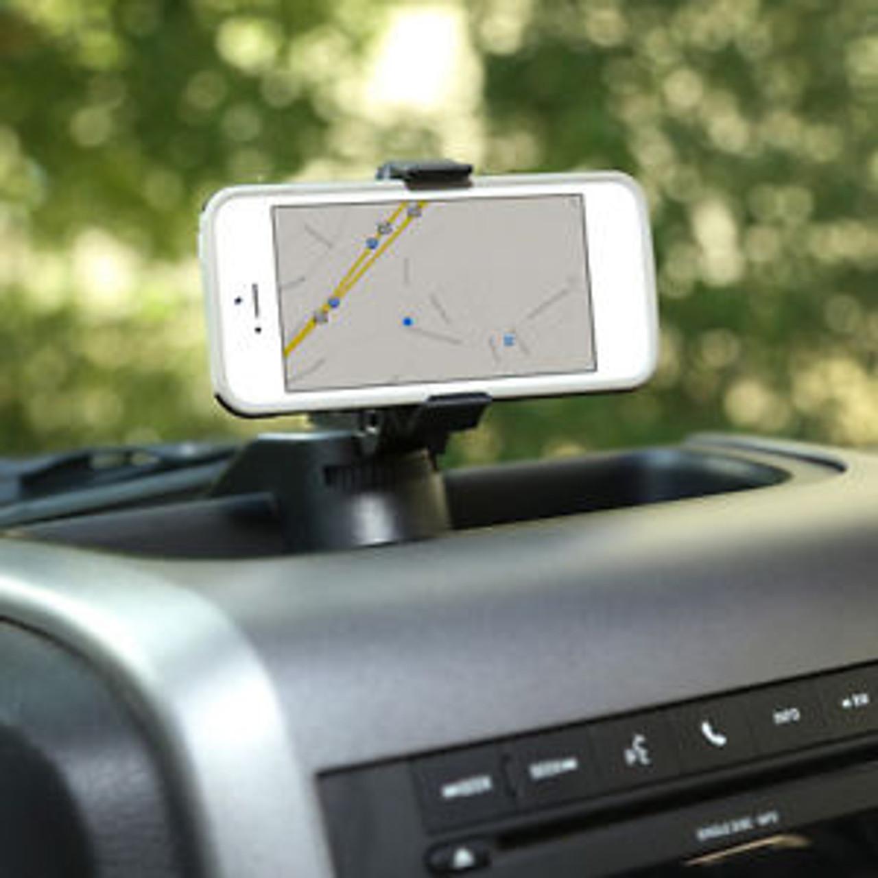 Rugged Ridge Dash Multi-Mount Phone Kit for JK 2011+