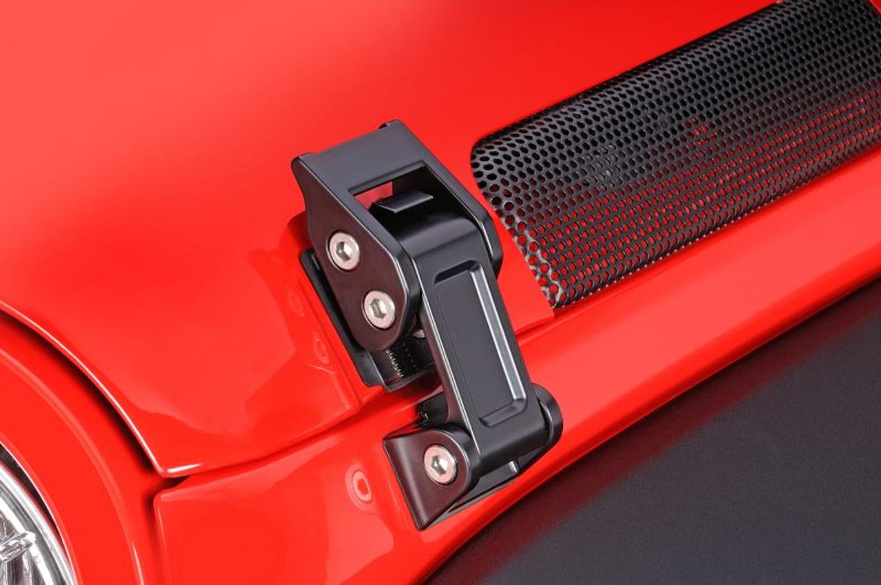 Drake Offroad Hood Latches Door Handles And Fuel Door Jkowners Com Jeep Wrangler Jk Forum Jeep Mods Jeep Door Handles