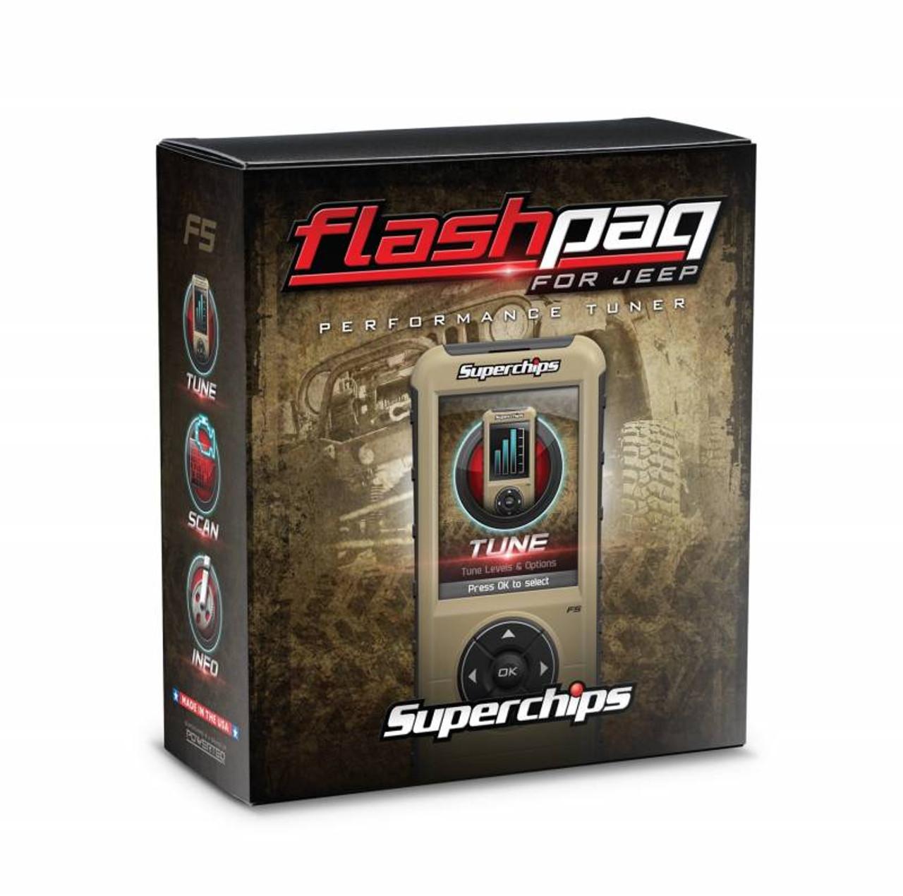 Superchips Flashpaq F5 Programmer