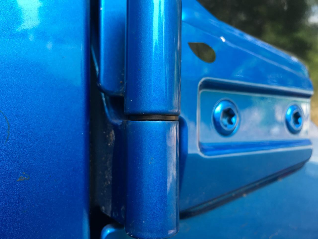 Enjoy your smooth gliding door!