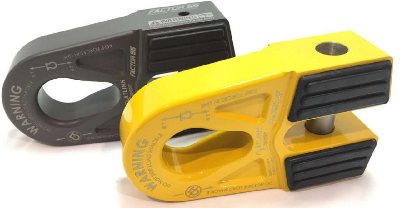 Factor 55 FlatLink E Limited Edition Yellow