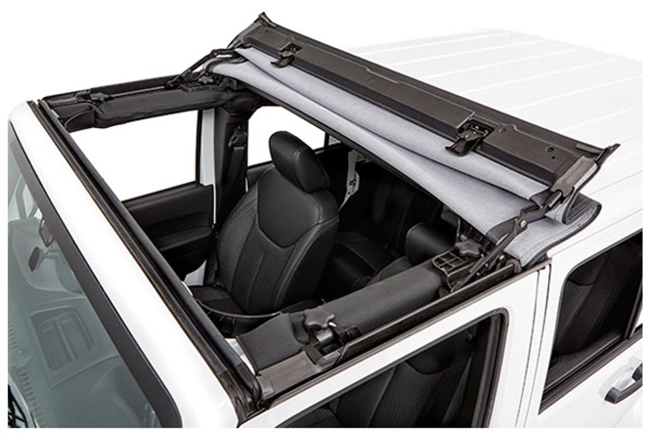 Bestop 52450-35 Sunrider for Factory Hardtop for Jeep Wrangler JK 2007-2016