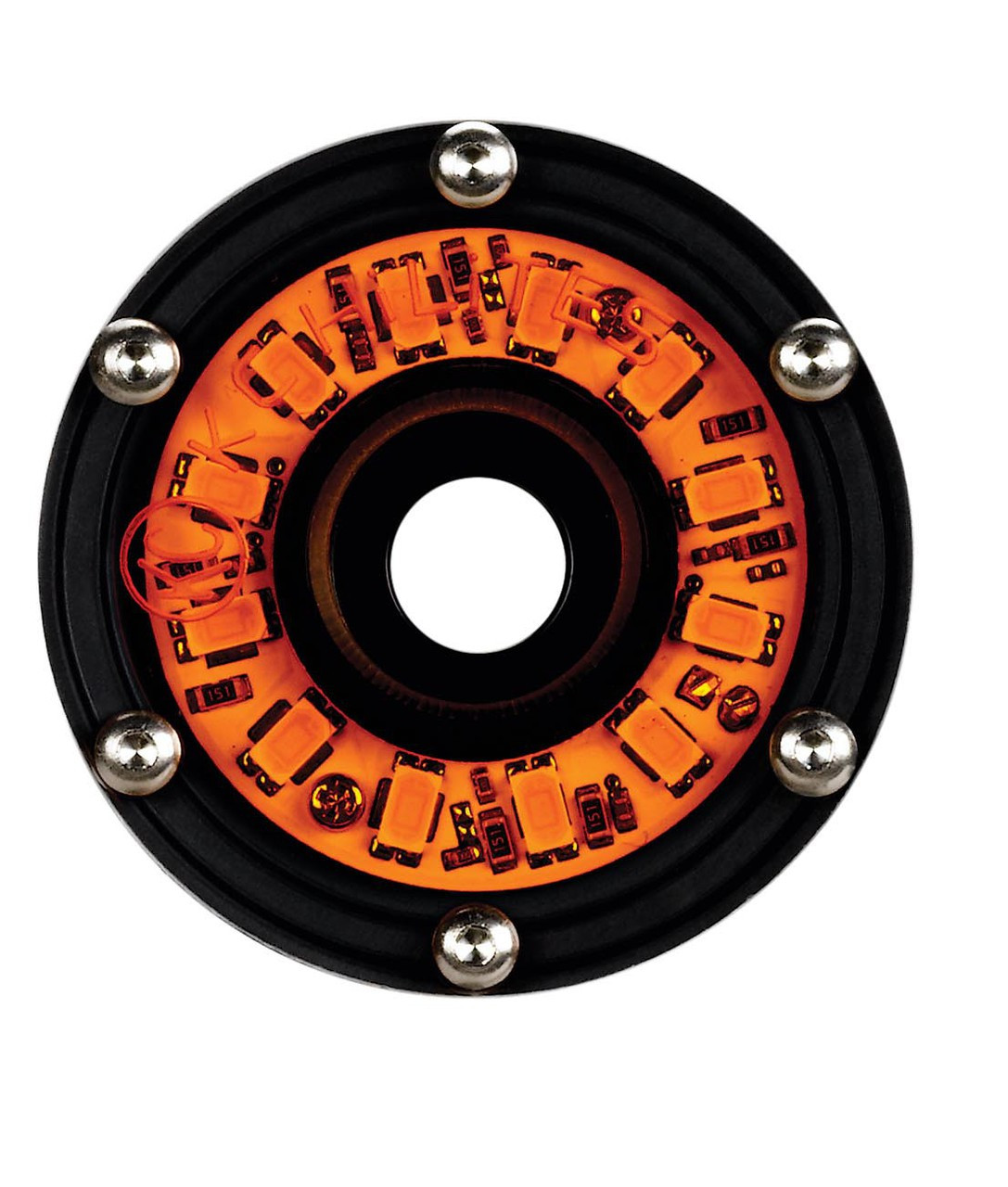 "KC HiLites 1352 Amber 2"" Cyclone Round LED Light"