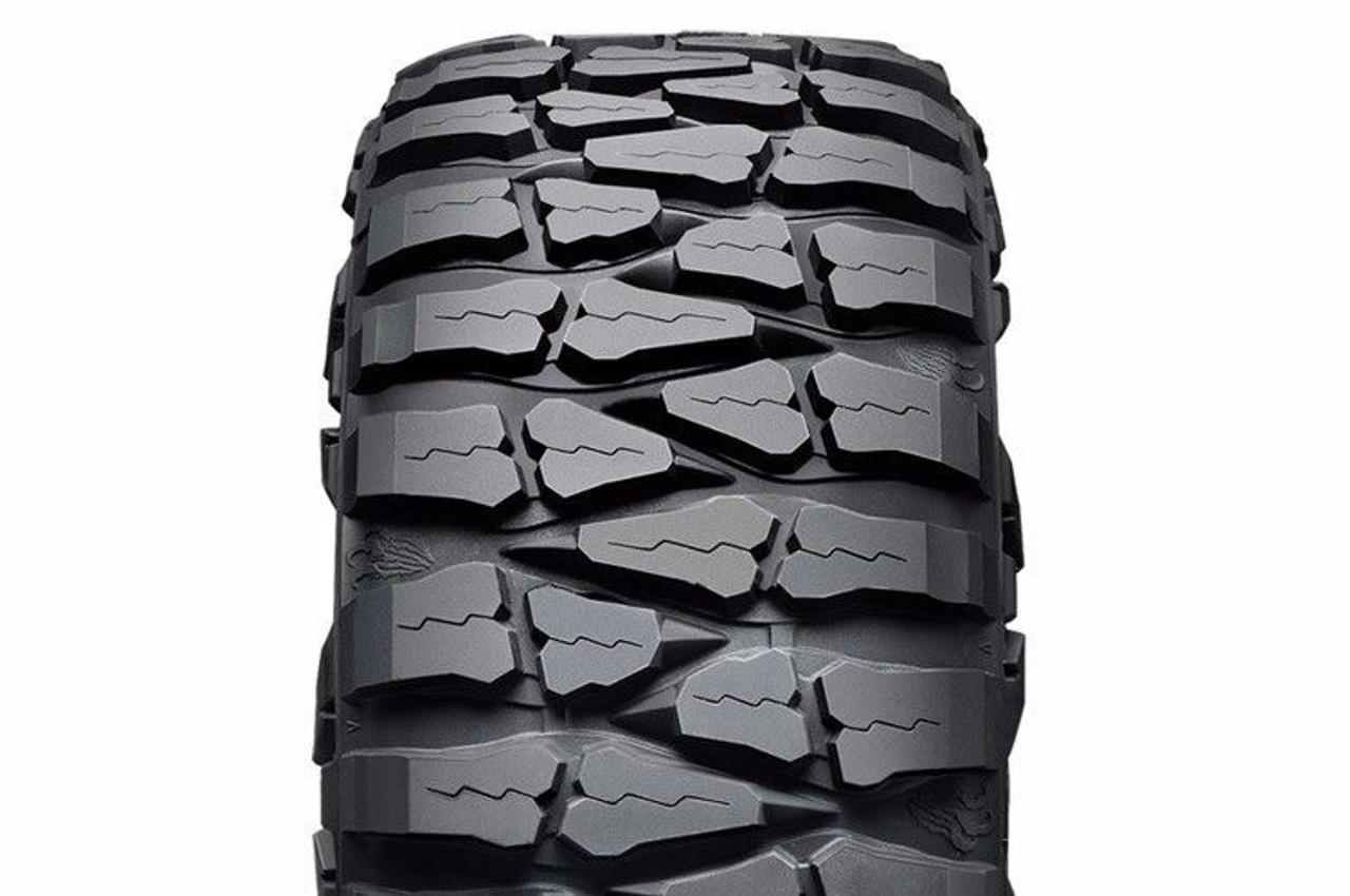 "Nitto Tire Mud Grappler Tire- For 15"" Rim"