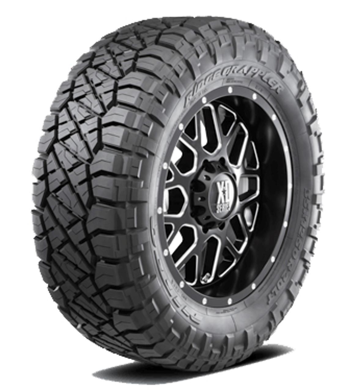 Nitto Off Road Tires >> Nitto Ridge Grappler Tire For 18 Rim