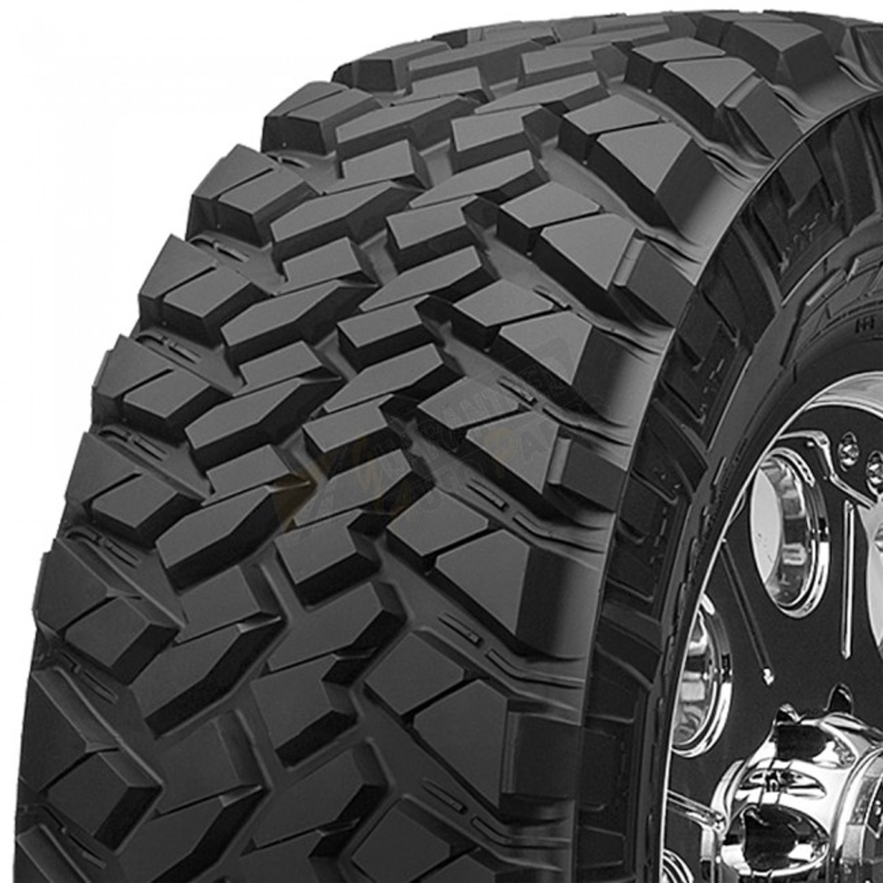 "Nitto Tire 205890 Trail Grappler Tire for 17"" Rim"